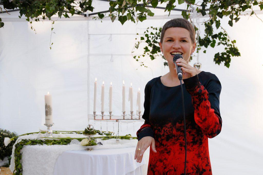 Brigitte Thaler Hochzeitssängerin